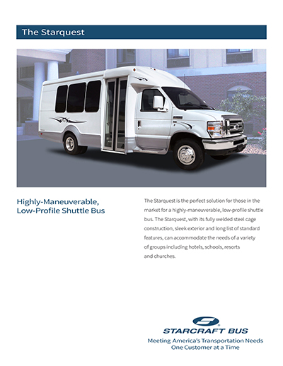 Starquest Ford Brochure